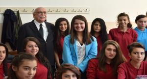 Bakanımız Nabi Avcı 2015-2016 Eğitim Öğretim Yılı İlk Ders Zilini Çaldı