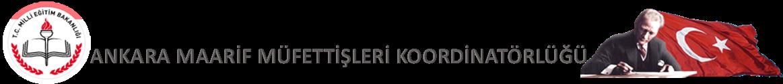 T.C. Ankara Maarif Müfettişleri Koordinatörlüğü